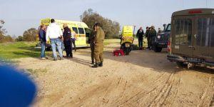 Gazze Sınırında 4 Siyonist İsrail Askeri Yaralandı