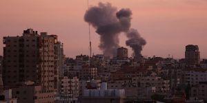 İşgalci İsrail Gazze'de 2 Filistinli Genci Şehit Etti!