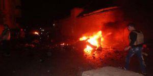 Kamışlo'da Patlama: 4 Ölü