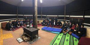 Özgür-Der Lise Gençliği Hafta Sonu Kampı Gerçekleştirildi
