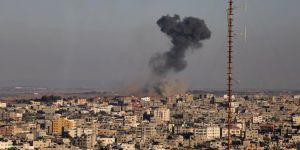 İşgal Güçleri, Refah'ta Tarım Arazilerini Bombaladı