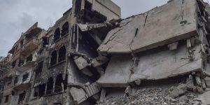 Esed Rejiminin Doğu Guta'ya Saldırılarında 30 Sivil Hayatını Kaybetti
