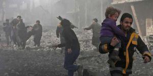 Esed Rejiminin Mezbahaneye Çevirdiği Doğu Guta İçin BM'den Çağrı