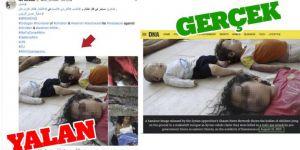 PKK/PYD 7 Yıldır Görmediği Esed'in Katliam Fotoğraflarına Sığındı