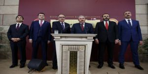 'Cumhur İttifakı' Teklifi TBMM'ye Sunuldu