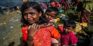 '720 Bin Arakanlı Çocuk Kapana Kısılmış Durumda'