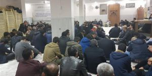 Diyarbakır Özgür-Der'de Komisyonlar Arası Buluşma