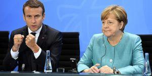 Macron ve Merkel Ateşkes Kararını Putin ile Görüşecek