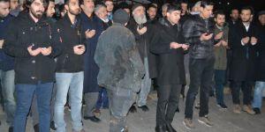 Doğu Guta'daki Katliamlar Bingöl'de Tel'in Edildi