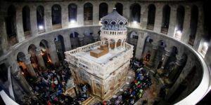 Kıyamet Kilisesi Siyonistlerin Vergileri Yüzünden Kapatıldı