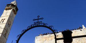Ezher'den İşgalci İsrail'e Kilise Tepkisi