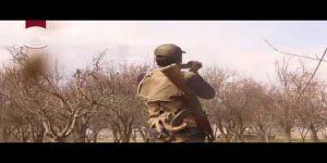 Esed Milisleri Doğu Guta'da Bozguna Uğradı
