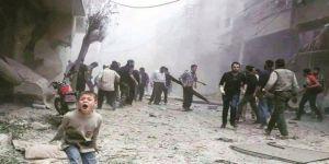 """BM: """"Ateşkes Sonrası Doğu Guta'da Durum İyileşmedi, Kötüleşti"""""""