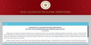OHAL Komisyonu'ndan 4 Bin 316 Başvuruya Ret