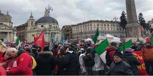 Seçim Sürecindeki İtalya'da 'Faşizm Gerginliği'
