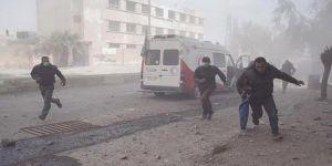 BMGK Kararına Rağmen Suriye'de 6 Günde 146 Sivil Öldürüldü