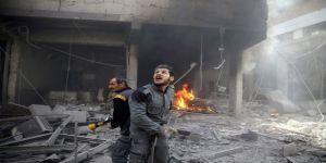 Esed Rejimi Doğu Guta'ya Tıbbi Yardıma İzin Vermiyor!