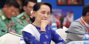 ABD'den Suu Çii'nin Ödülüne İptal