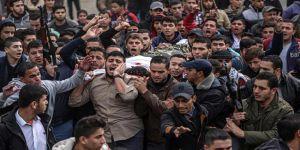 İşgalci İsrail'den Şehitlerin Naaşlarını Alıkoyma Kararı
