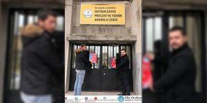 Bandırma'da Okullarda Ülkü Ocaklarına Afiş İzni!