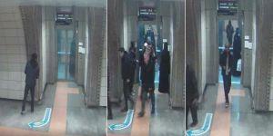 Kadıköy'de Başörtülü Kadına Çirkin Saldırı!