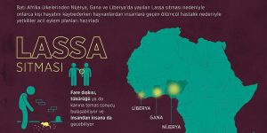 """Batı Afrika Ülkelerinde """"Lassa Sıtması"""" Alarmı!"""