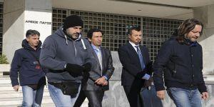 Yunanistan Türkiye'nin İade Talebini Yine Reddetti
