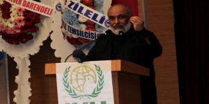 'İslam Bize Zalime Karşı Mazlumun Yanında Olmayı Emrediyor'
