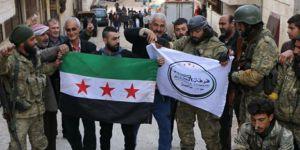 TSK ve ÖSO Afrin'in Merkezinde