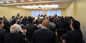 'Afrin Kurtuluş Kongresi' Gaziantep'te toplandı
