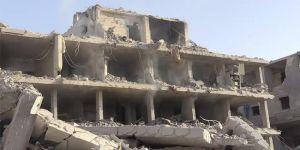 Afrin'de YPG'nin Tuzakladığı Binada Patlama: 11 Ölü