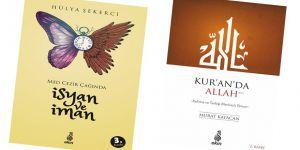 Ekin Yayınları İki Kitabının Yeni Baskısını Gerçekleştirdi