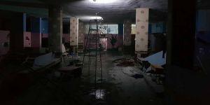 Rusya Doğu Guta'da Çocukların Kaldığı Sığınağı Vurdu!
