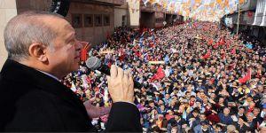 Cumhurbaşkanı Erdoğan: Sırada Münbiç ve İdlib Var