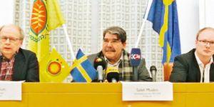 İsveç'in 'Bizde Yok' Dediği Salih Müslim Parlamentodan Çıktı!
