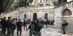 'Mustaribin' Güçleri 4 Filistinliyi Kaçırdı