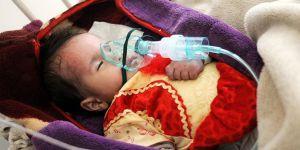 """""""Yemen'deki Çatışmalarda 2017'de Her Gün En Az 5 Çocuk Öldü"""""""