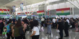 Türkiye'den Erbil'e 6 Ay Sonra İlk Direkt Uçuş