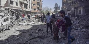 """""""Doğu Guta'da Bir Ayda Bin 433 Sivil Öldürüldü"""""""