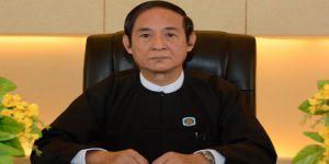 Myanmar'ın Yeni Devlet Başkanı Suu Çi Ekibinden Win Myint Oldu