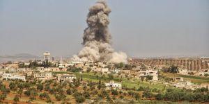 Rusya, Doğu Guta'dan Sonra İdlib'i Vurmaya Başladı!