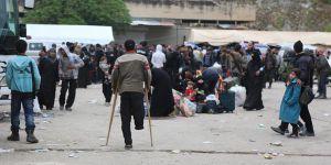 Doğu Guta'dan Çıkanların Sayısı 25 Bini Aştı