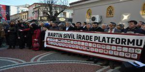 Bartın'da MEB Müdürü Yaşar Demir'i Hedef Alan Sol-Kemalistler ve Bakanlık Protesto Edildi