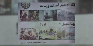 Esed Güçlerinden Humus'taki Sivillere Katliam Mesajı!