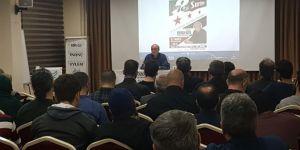 8. Yılındaki Suriye Direnişi Kocaeli'de Muhasebe Edildi