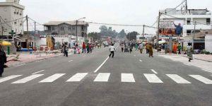 Kongo BM'ye Rest Çekti