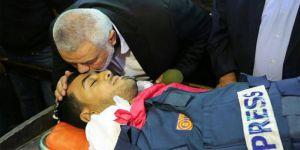 Filistinli Gazeteci Yasir Mürteca İçin Eylem Yapılacak