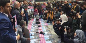 Filistinli Gazeteciyi Katleden İşgalci İsrail'e Protesto!