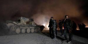 Esed Rejimi Uçak ve Diğer Askeri Ekipmanlarını Rus Üslerine Taşıyor