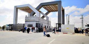 Refah Sınır Kapısı Üç Günlüğüne Açıldı